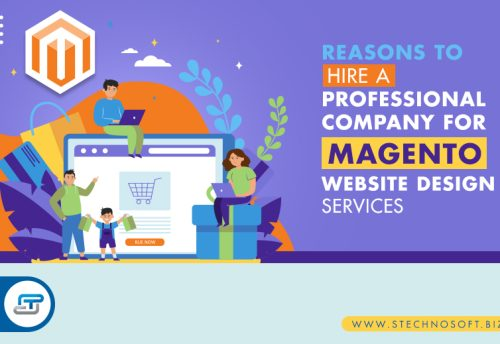 Reasons to hire a professional company for Magento website design services