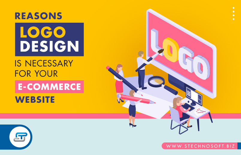 Reasons logo design is necessary for your e-commerce website